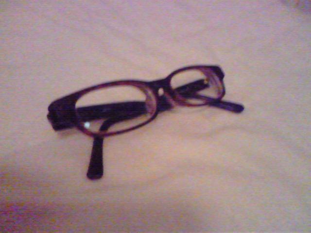 メガネがない・・・